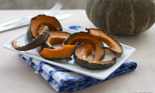 Zucca aromatizzata al forno, ricetta facile e gustosa