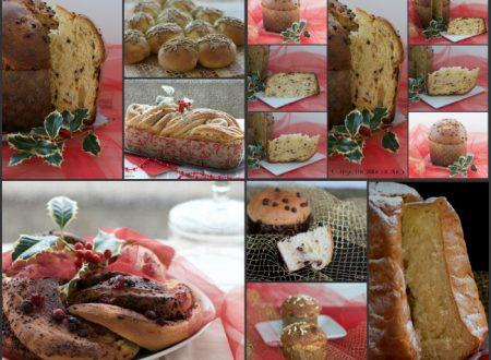 Dolci lievitati per Natale, raccolta di ricette natalizie