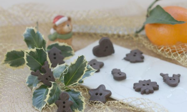 Cioccolatini natalizi all'arancia, ricetta golosa e veloce
