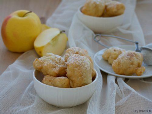 Frittelle di mele vegane, ricetta dolce facile e veloce