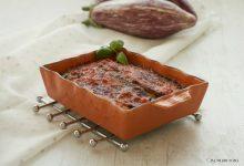 Parmigiana di melanzane, ricetta classica con melanzane fritte