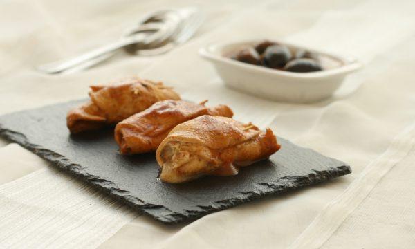 Rolatine di pollo alla pizzaiola, ricetta facile e sfiziosa