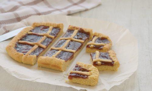 Crostata morbida alla marmellata, ricetta di Benedetta Parodi