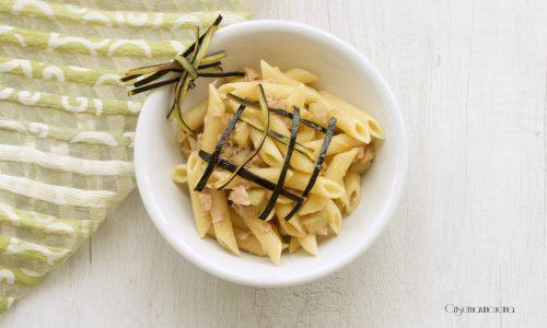 Pasta con le melanzane e tonno, ricetta facile e veloce
