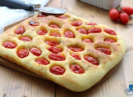 Focaccia di grano duro, ricetta lievitata di Gabriele Bonci