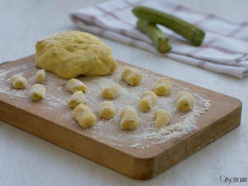 Gnocchi di patate e zucchine, ricetta base