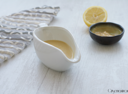Vinaigrette alla senape, ricetta base