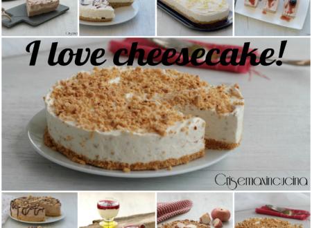 Cheesecake, raccolta di ricette fresche e senza cottura