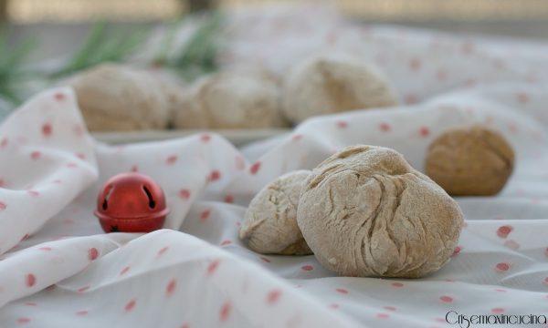 Cavallucci di Siena light, ricetta natalizia facile e veloce