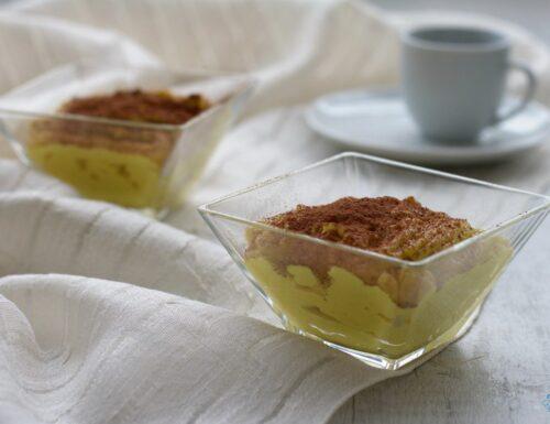 Coppa alla crema vegana, ricetta delle feste facile e golosa
