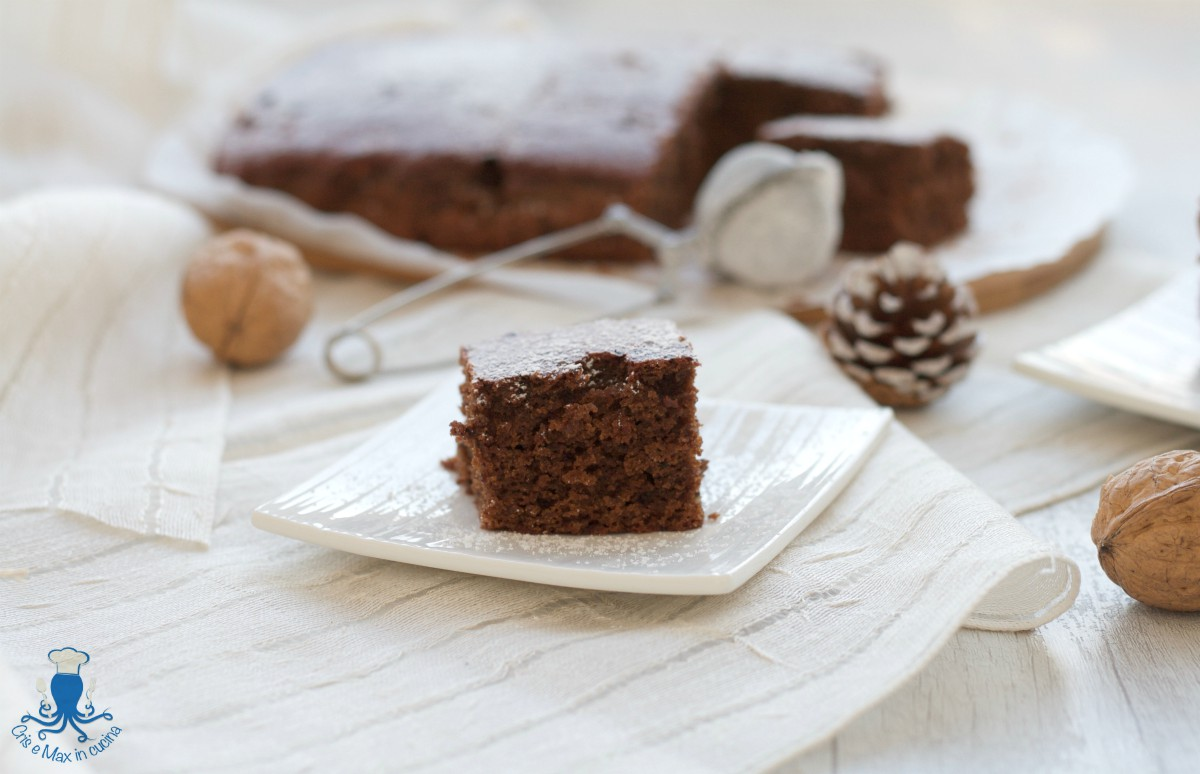Brownies al Cacao con Noci e Barbabietola Rossa, Ricetta Golosa