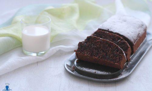 Plumcake cocco e cioccolato, ricetta senza uova e burro