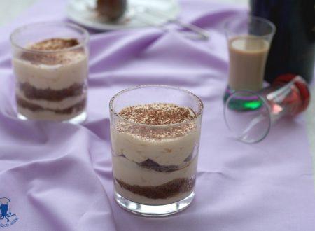 Tiramisu' con crema al whisky,  ricetta golosa delle feste
