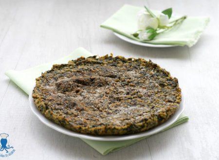 Torta di riso e spinaci, ricetta classica piemontese