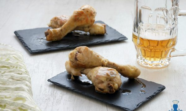 Fusi di pollo alla birra, ricetta semplice facile e veloce