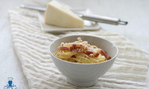 Pasta alla gricia, ricetta classica regionale romana