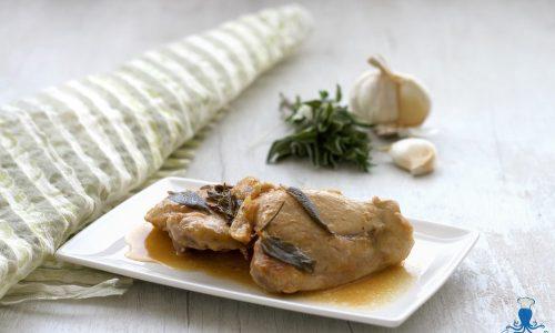 Pollo in padella alla senape, ricetta facile e sfiziosa