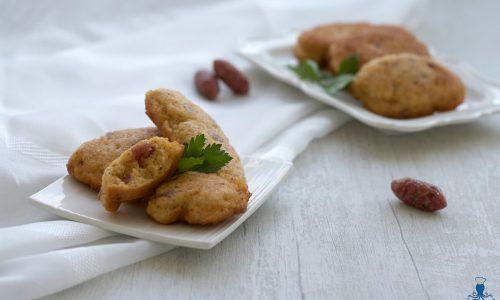 Frittatine con il salame, ricetta facile, veloce  e sfiziosa.