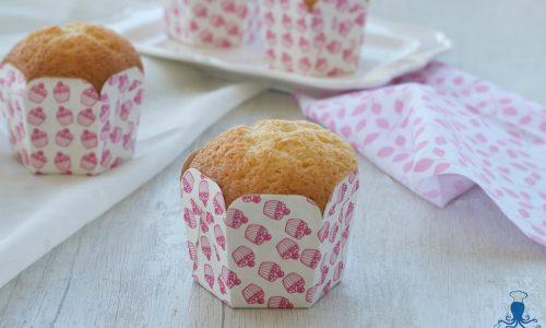 Cupcake,  ricetta originale americana facile e veloce