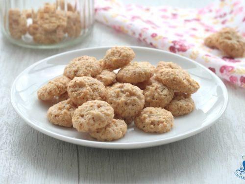 Nocciolini di Chivasso, ricetta dolce del Piemonte
