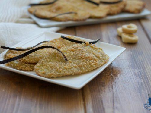 Melanzane fritte o al forno con panatura di taralli, ricetta sfiziosa