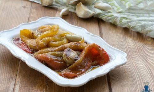 Peperoni all'acciuga, ricetta tradizionale piemontese