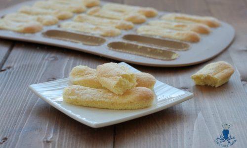 Savoiardi classici senza lievito, ricetta piemontese