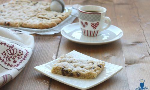 Torta cookies, pronta in 15 minuti (cottura compresa)