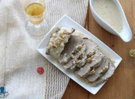 Arrosto di vitello con nocciole, ricetta facile e originale