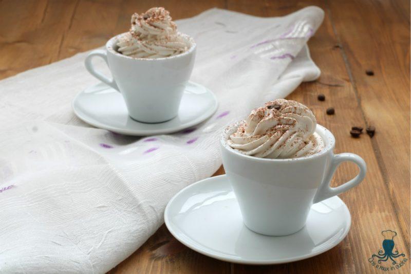 Crema al caffe', ricetta facile senza lattosio e glutine