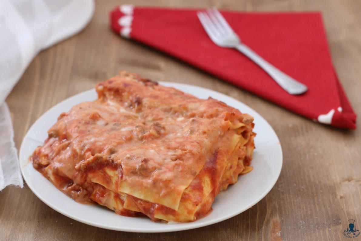 Ricetta Lasagne Italiana.Lasagne Al Forno Ricetta Tradizionale Della Cucina Italiana