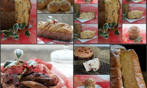 Lievitati dolci per Natale, raccolta di ricette golose e originali
