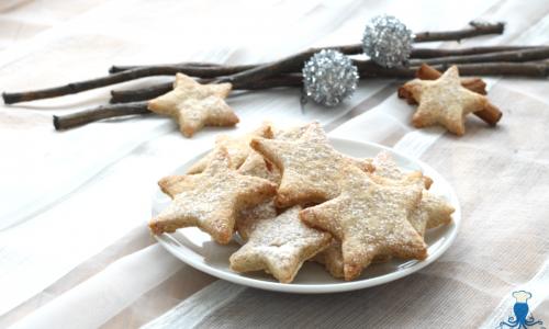 Biscotti alla cannella, ricetta natalizia senza burro e uova