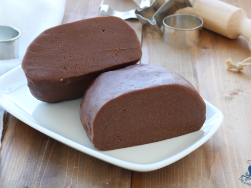 Pasta frolla al cacao di Knam, ricetta di facile preparazione