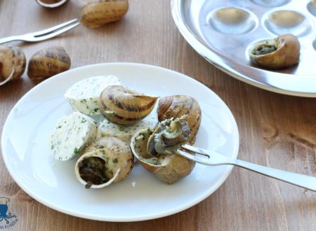 Escargot à la Bourguignonne, ricetta raffinata tipica francese