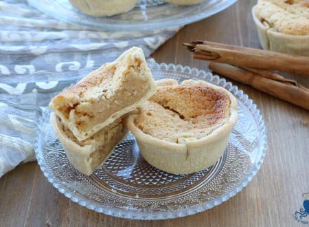 Queijadas de sintra, ricetta dolce originale del Portogallo