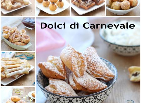 Ricette di Carnevale, raccolta di ricette golose e di facile preparazione