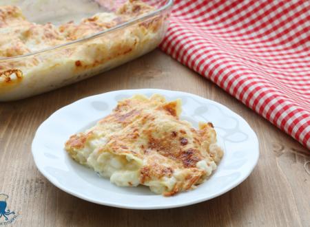 Lasagne ai 4 formaggi, ricetta sfiziosa e di facile preparazione