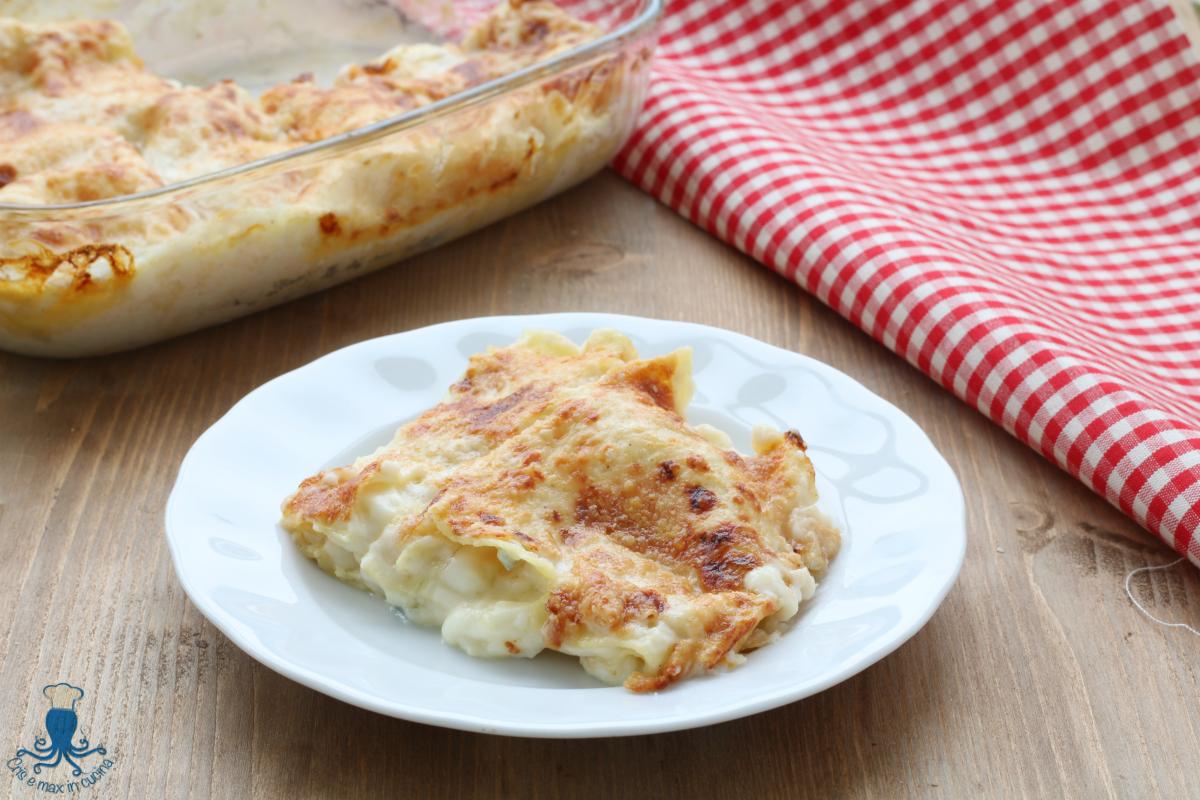 Ricetta Delle Lasagne Ai Quattro Formaggi.Lasagne Ai 4 Formaggi Ricetta Sfiziosa E Di Facile Preparazione