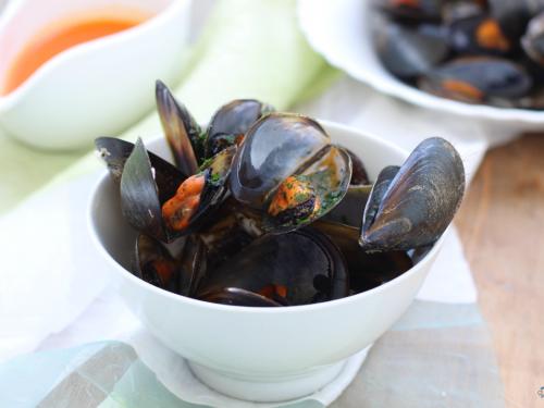 Impepata di cozze, ricetta facile di mare con e senza Bimby