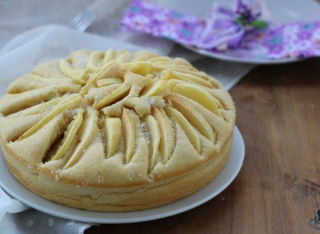 Torta di mele al microonde, ricetta facile pronta in 20 minuti!
