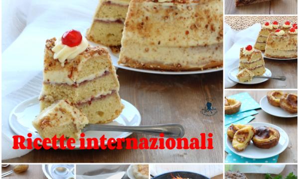 Ricette internazionali, raccolta di ricette dal mondo