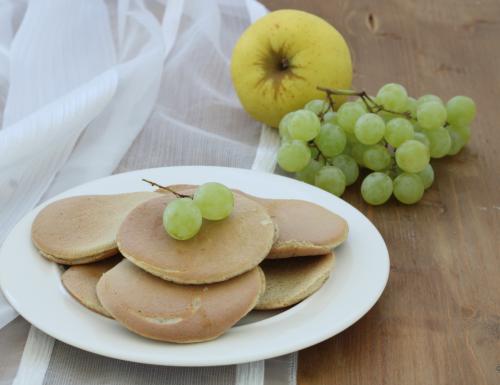 Pancake proteici, ricetta perfetta per la colazione degli sportivi