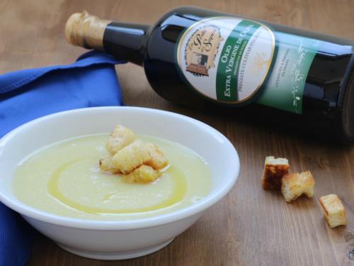 Crema di patate, ricetta confortevole con e senza Bimby