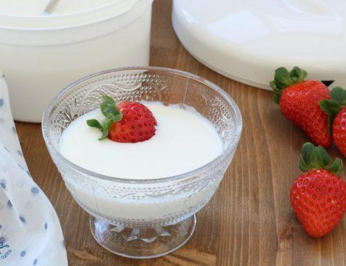 Yogurt fatto in casa, ricetta base con e senza yogurtiera
