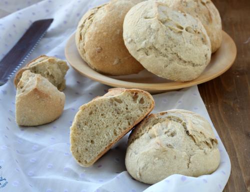 Pane ai 5 cereali, ricetta lievitata facile e senza impasto