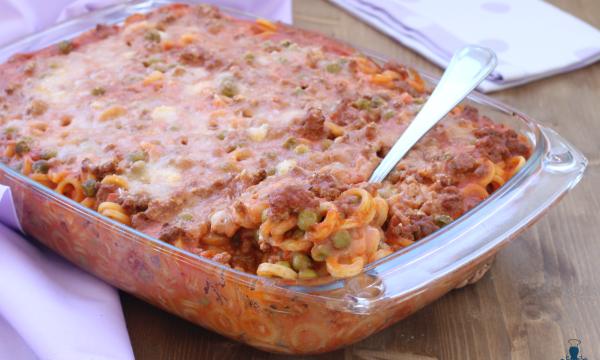 Anellini al forno, ricetta primo piatto tipico della Sicilia