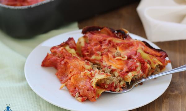 Cannelloni, ricetta primo piatto classico della cucina italiana