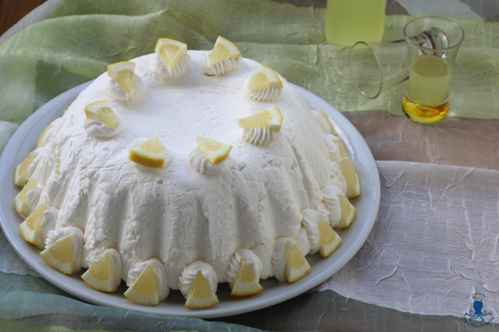 Torta semifreddo al limoncello10