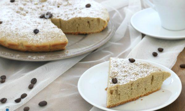 Torta cappuccino in padella, ricetta facile e veloce senza il forno!
